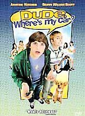 Dude, Where's My Car? (DVD, 2001)