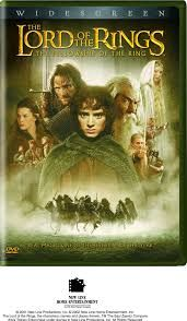 The Lord of the Rings - The Fellowship of the Ring (DVD, 2002) Wide Screen