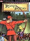 Robin Hood (DVD, 2000) Classic Animation DVD Interactive Quiz Game