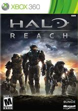 Halo Reach (XBOX 360)(DISC ONLY)