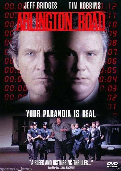 Arlington Road (DVD, 1999)