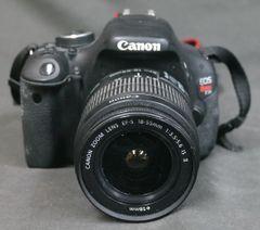 "Canon DS126311 EOS Rebel T3i - 18MP - 18-55mm - 3"" - Digital SLR Camera"