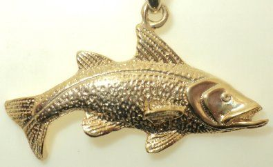 Salmon Fish Charm (JC-665)