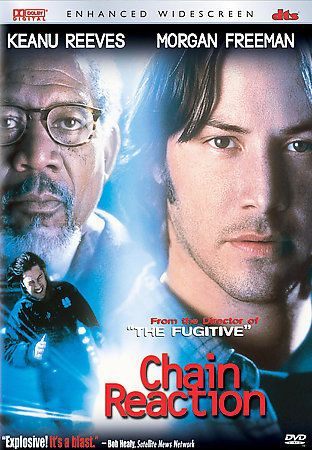 Chain Reaction (DVD, 2006, Widescreen; Checkpoint)