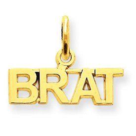 Brat Charm (JC-766)