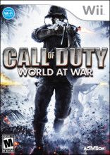 Call of Duty: World at War (Nintendo Wii, 2008)