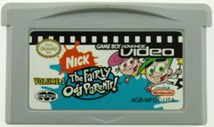 Game Boy Advance Video: The Fairly OddParents!, Vol. 1 (Nintendo Game Boy Advance)