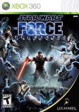 Star Wars: The Force Unleashed (Xbox 360)(Disc Only)
