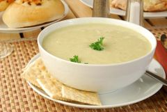 Creamy Celery & Potato Soup