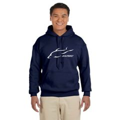 Adult Pennant Super 10 Hooded Sweatshirt