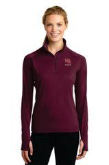 Ladies 1/2 Zip Pullover (2 color options)