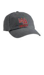 Grey WA Hockey Low Profile Cap