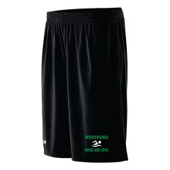 Men's and youth Black Sport Shorts