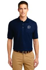 Men's Short Sleeve Silk touch Polo, Navy