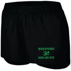 Ladies and Girls Wayfarer Shorts - Black