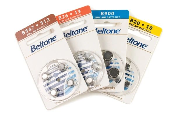 Size 13 B26 (Batteries 40 Cell Pack)