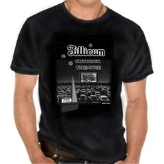 Tillicum Outdoor Theatre - Tshirt - new for july 2018