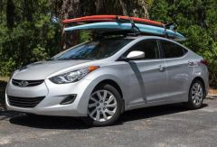 2017 SeaSucker Paddle Board Rack