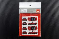 1/24 MX-5 Global Cup Car Decal Set