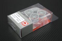 "1/24 918 (Weissach Package) F20"" R21"" Wheels Set"