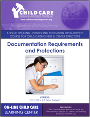 Michigan CEU Course 1213 - Docuemntation Requirements and Protections