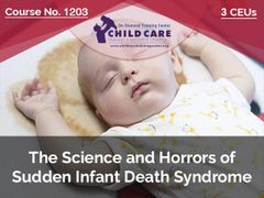 Michigan CEU Course 1203 - The Dynamics of Sudden Infant Death Syndrome