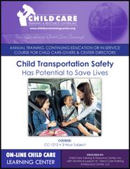 Michigan CEU Course 1212 - Child Transportation Safety