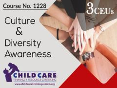 CEU Course 1228: Culture and Diversity: Their Role in Quality Programming
