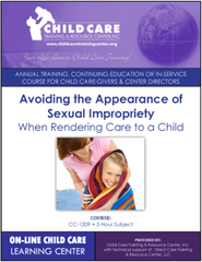 Michigan CEU Course 1209 - Avoiding the Appearance of Sexual Impropriety When Rendering Care