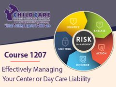 Michigan CEU Course 1207 - Effectively Managing Your Center or Home Day Care Liability