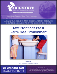CEU Course 1220 - Best Practices for a Germ Free Environment