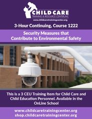 CEU Course 1222 - Security Measures that Contribute to Safety