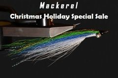 Clouser Minnow Christmas Holiday Special Sale
