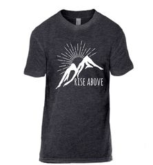 Rise Above Triblend Crew