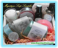 Majestique Spa Sampler Basket