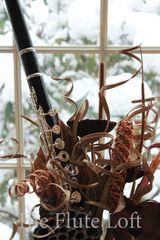 Di Zhao Grenadilla Wood flute