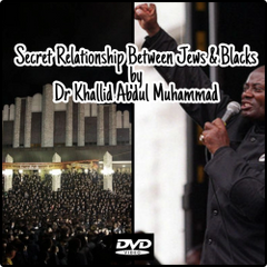 SECRET RELATIONSHIP BETWEEN JEWS & BLACKS : (DVD)
