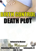 BIRTH CONTROL DEATH PLOT - (DVD )