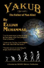 YAKUB (ja-cob) The Father of Man-Kind - (Book)SB