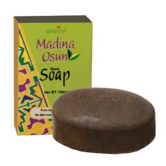 3PACK/MADINA OSUN : BLACK SOAP