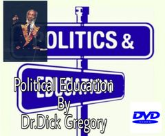 POLITICAL EDUCATION - (DVD)