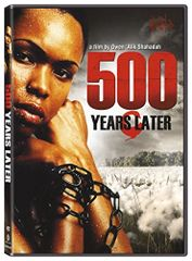 500 YEARS LATER - (DVD)
