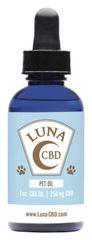 Pet Broad Spectrum Oil : 1 Ounce CBD Oil / 250 mg CBD