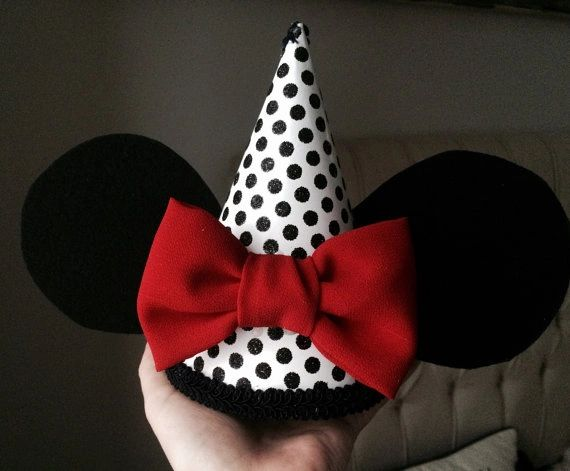 Featured Products MiNi 1st Birthday Crown 1895 Minnie Mouse Hat