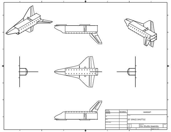 cad drawing service
