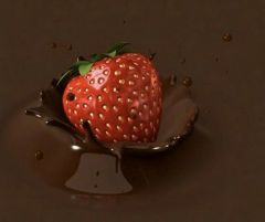 Chocolate Strawberry Aged Dark Balsamic