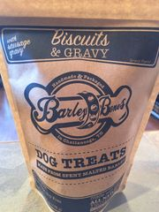 Barley Bones BISCUITS & GRAVY