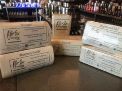 Goat Milk Soap with Olive Oil by Dixie Soaps