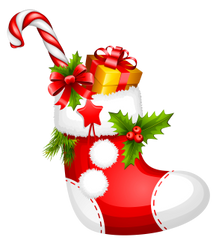 Foot toy & Treat stocking