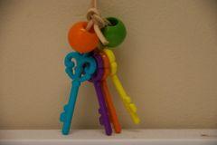 Keys for days
